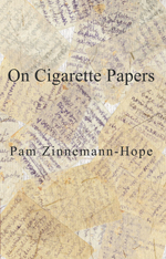 On Cigarette papers cover and link to shop